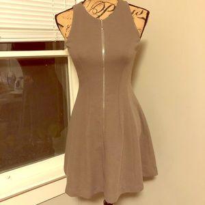 Esley zip-up dress